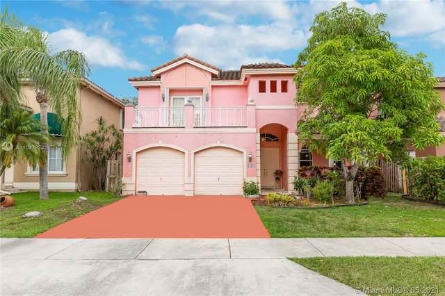 14101 SW 152nd Ter, Miami, FL 33177 (MLS #A11047924) :: Rivas Vargas Group