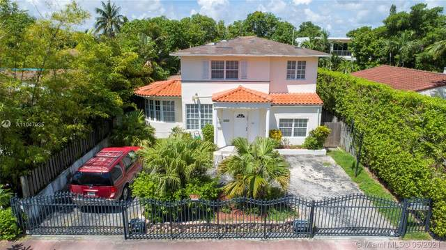 4560 Post Ave, Miami Beach, FL 33140 (MLS #A11047935) :: The Riley Smith Group