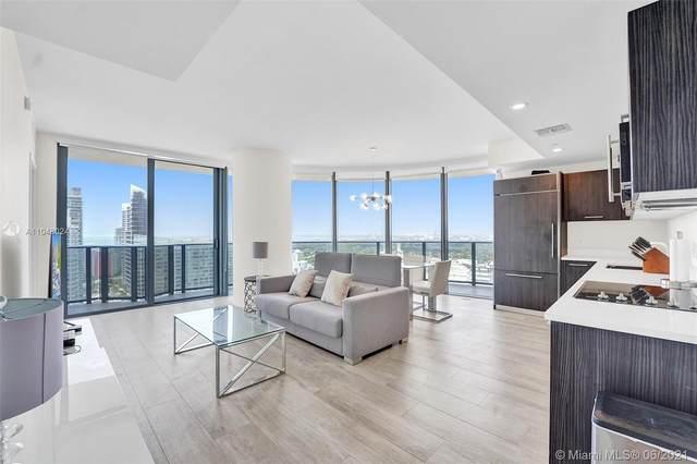 45 SW 9th St #4006, Miami, FL 33130 (#A11048024) :: Posh Properties