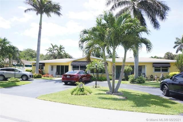 2632 NE 27th Ct, Lighthouse Point, FL 33064 (MLS #A11048045) :: Team Citron