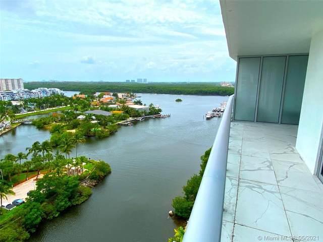 300 Sunny Isles Bvd #1204, Sunny Isles Beach, FL 33160 (MLS #A11048081) :: The Rose Harris Group