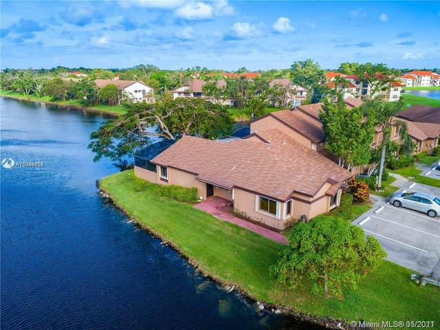 9587 NW 38th Pl #9587, Sunrise, FL 33351 (MLS #A11048106) :: Castelli Real Estate Services