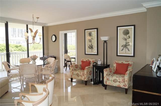 2000 Island Blvd #401, Aventura, FL 33160 (MLS #A11048118) :: The Rose Harris Group
