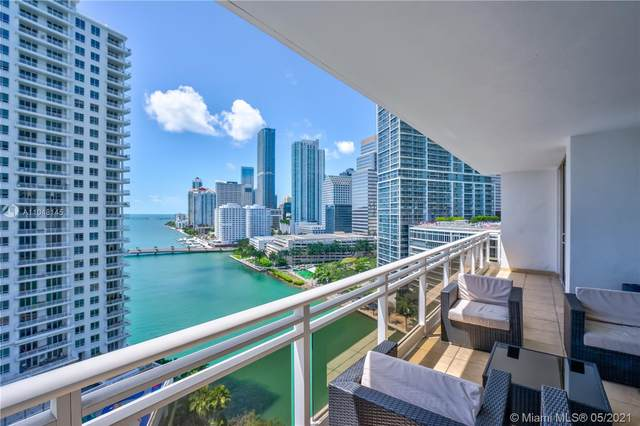 901 Brickell Key Blvd #1703, Miami, FL 33131 (MLS #A11048145) :: The Rose Harris Group