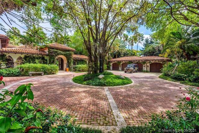 6385 Pinetree Drive Cir, Miami Beach, FL 33141 (MLS #A11048153) :: The Riley Smith Group