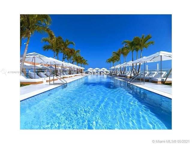 102 24th St #1227, Miami Beach, FL 33139 (MLS #A11048181) :: The Rose Harris Group
