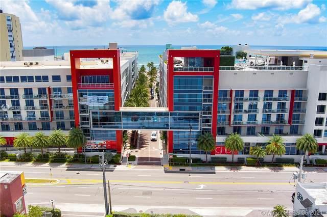 777 N Ocean Drive S420, Hollywood, FL 33019 (MLS #A11048184) :: Team Citron