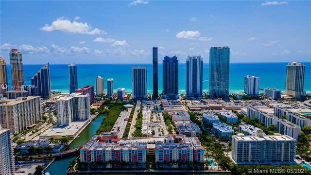 17150 N Bay Rd #2915, Sunny Isles Beach, FL 33160 (#A11048195) :: Posh Properties