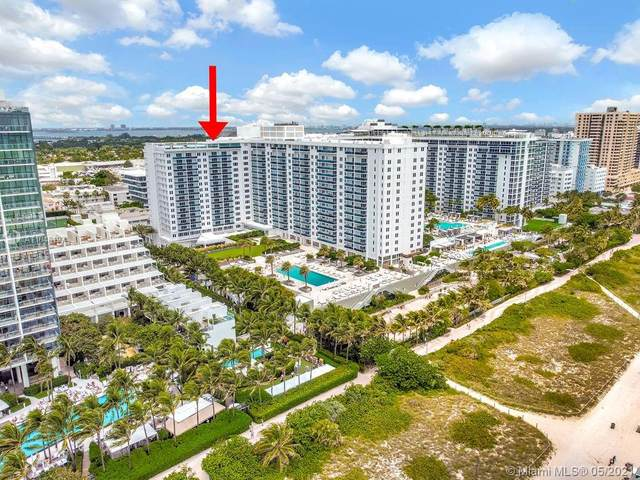 2301 Collins Ave #940, Miami Beach, FL 33139 (MLS #A11048197) :: The Rose Harris Group
