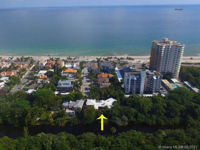 3300 NE 14th Ct, Fort Lauderdale, FL 33304 (MLS #A11048259) :: The Rose Harris Group