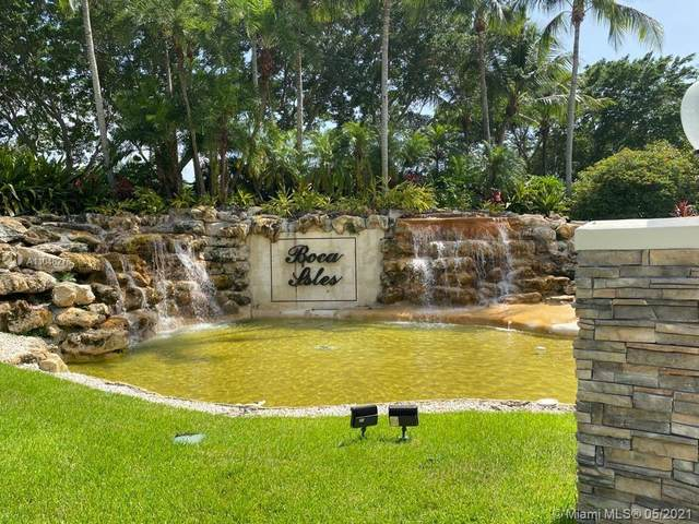 20178 Palm Island Dr, Boca Raton, FL 33498 (MLS #A11048275) :: Team Citron