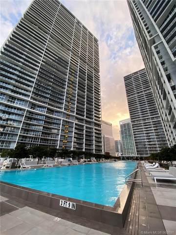 485 Brickell Ave #2804, Miami, FL 33131 (#A11048333) :: Posh Properties