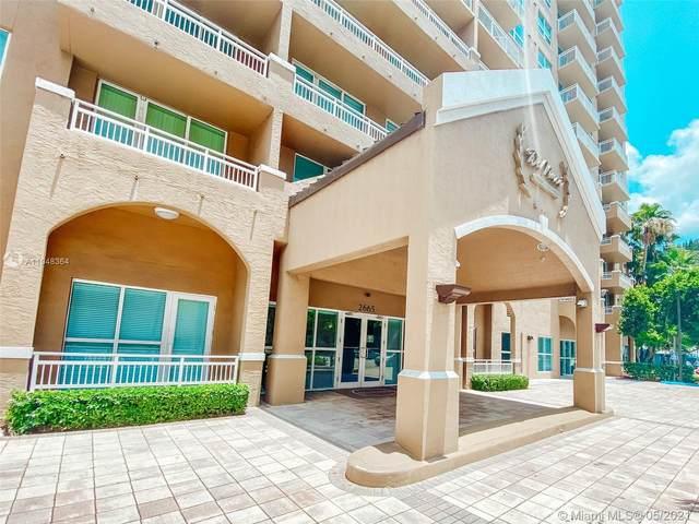 2665 SW 37th Ave #309, Miami, FL 33133 (MLS #A11048364) :: Castelli Real Estate Services