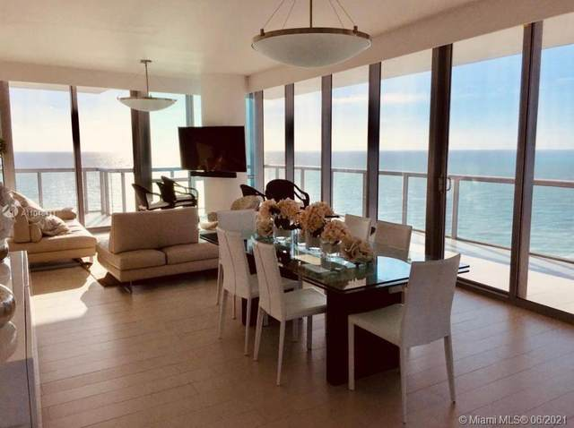 17121 Collins Ave #2701, Sunny Isles Beach, FL 33160 (#A11048411) :: Posh Properties