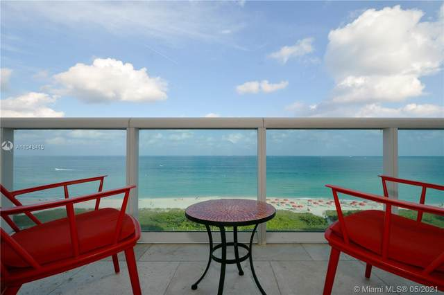 9201 Collins Ave #826, Surfside, FL 33154 (MLS #A11048418) :: ONE Sotheby's International Realty