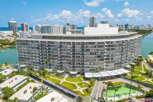 900 Bay Dr #425, Miami Beach, FL 33141 (#A11048444) :: Posh Properties