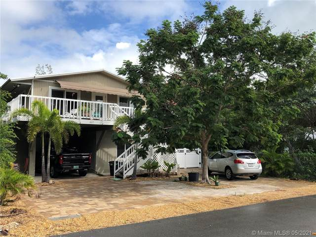 307 Lime Street, Key Largo, FL 33037 (MLS #A11048563) :: The Riley Smith Group