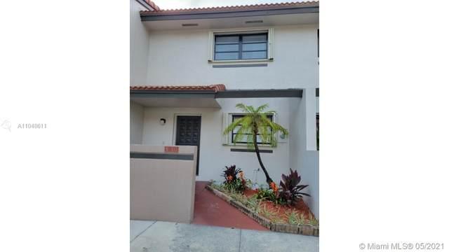 13408 SW 62nd St K103, Miami, FL 33183 (MLS #A11048611) :: Rivas Vargas Group