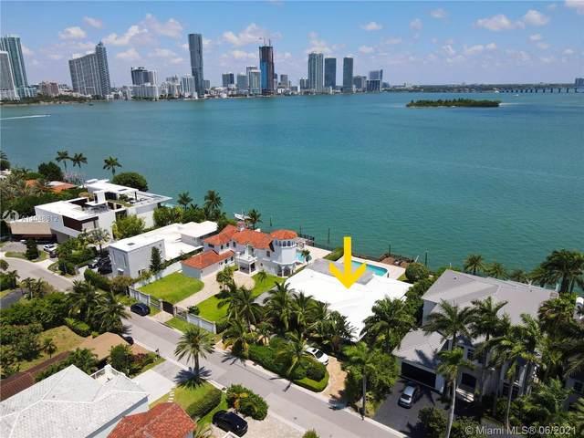 1011 N Venetian Dr, Miami Beach, FL 33139 (MLS #A11048612) :: The Riley Smith Group