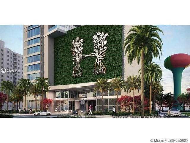 4111 S Ocean Dr #404, Hollywood, FL 33019 (MLS #A11048641) :: Dalton Wade Real Estate Group