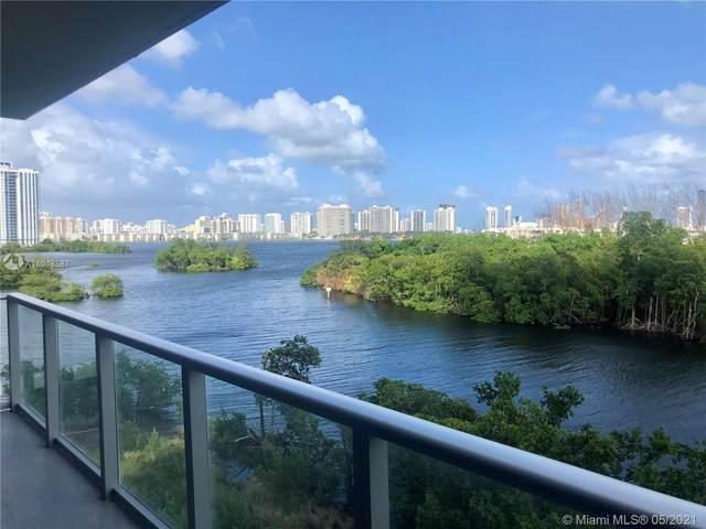 16385 Biscayne Blvd #517, North Miami Beach, FL 33160 (#A11048687) :: Dalton Wade