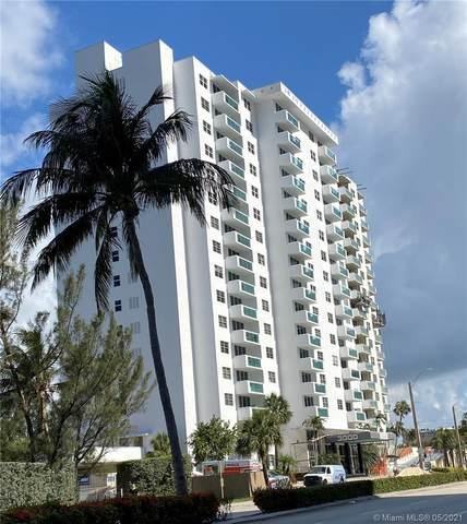3000 S Ocean Dr #1018, Hollywood, FL 33019 (#A11048690) :: Posh Properties