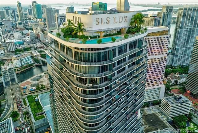 801 S Miami Ave #2306, Miami, FL 33131 (MLS #A11048695) :: Castelli Real Estate Services