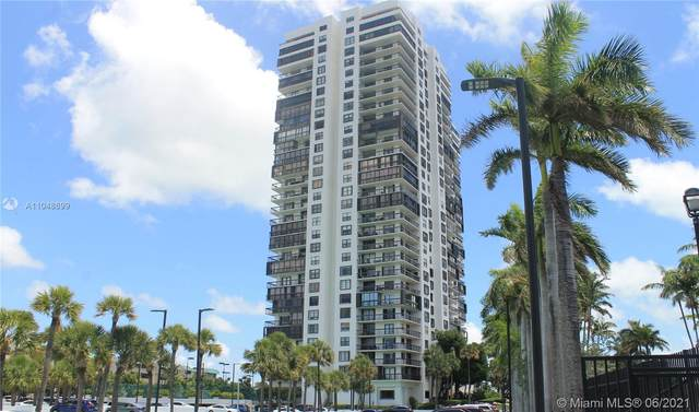 2333 Brickell Ave #1811, Miami, FL 33129 (MLS #A11048699) :: The Rose Harris Group