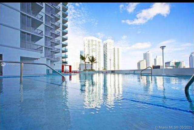 350 S Miami Ave #3310, Miami, FL 33130 (MLS #A11048709) :: The Rose Harris Group