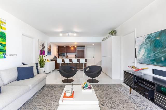 475 Brickell Ave #3609, Miami, FL 33131 (#A11048793) :: Posh Properties