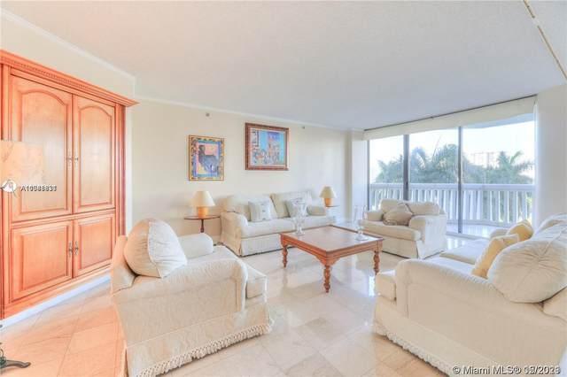 2000 Island Blvd #809, Aventura, FL 33160 (MLS #A11048831) :: The Rose Harris Group