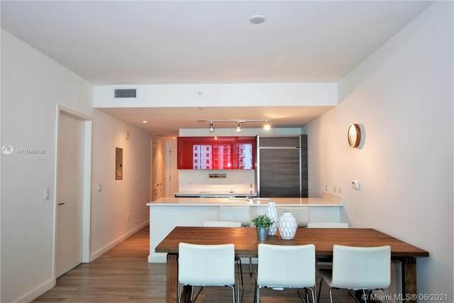 1100 S Miami Ave #1711, Miami, FL 33130 (MLS #A11048836) :: Castelli Real Estate Services