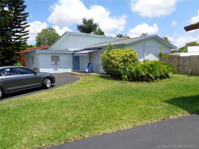 7820 SW 7th Ct, North Lauderdale, FL 33068 (MLS #A11048845) :: Castelli Real Estate Services