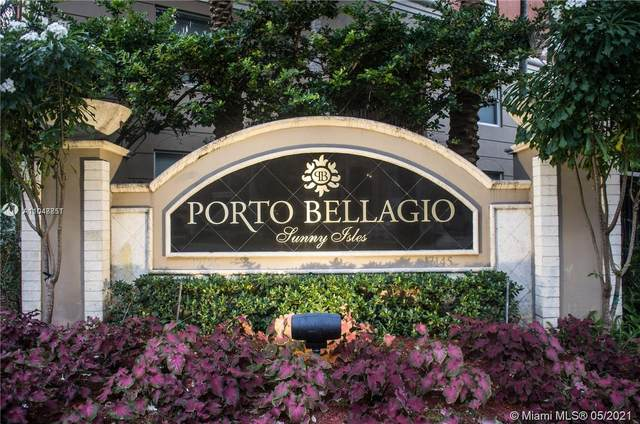 17145 N Bay Rd #4112, Sunny Isles Beach, FL 33160 (MLS #A11048851) :: Castelli Real Estate Services