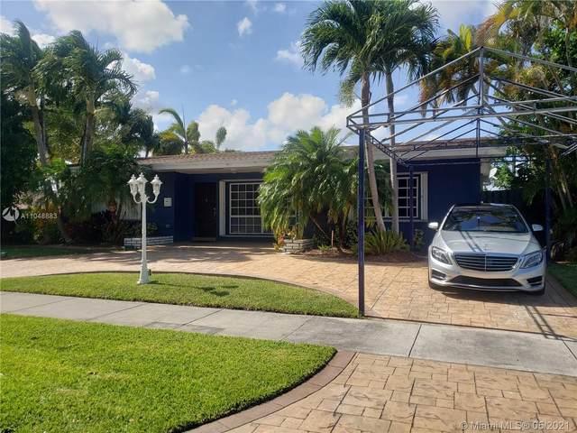 1111 NE 203rd St, Miami, FL 33179 (MLS #A11048883) :: Team Citron