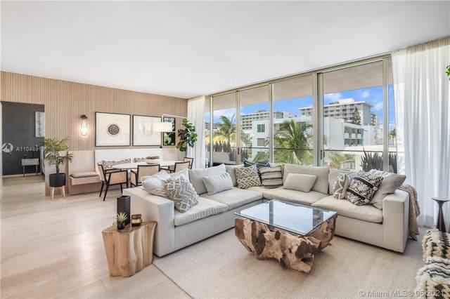 300 Collins Ave 3A, Miami Beach, FL 33139 (#A11048918) :: Posh Properties