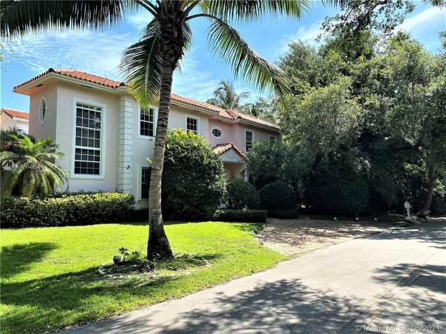 4741 SW 74th St, Miami, FL 33143 (MLS #A11048968) :: Team Citron