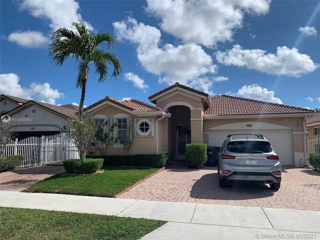 4047 SW 156th Ct, Miami, FL 33185 (MLS #A11048985) :: Berkshire Hathaway HomeServices EWM Realty