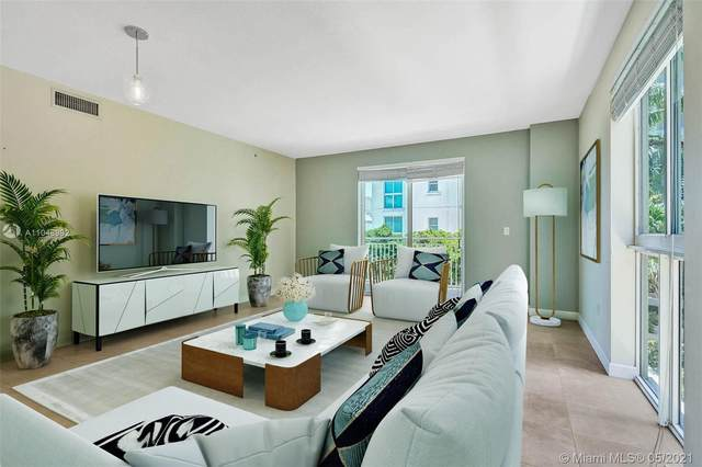 7266 SW 88th St A301, Miami, FL 33156 (MLS #A11048992) :: The Rose Harris Group