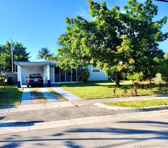 North Miami Beach, FL 33162 :: The Teri Arbogast Team at Keller Williams Partners SW