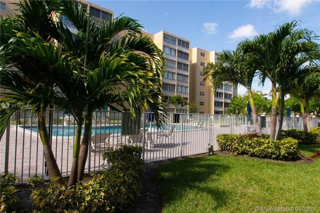 619 NE 14th Ave #107, Hallandale Beach, FL 33009 (#A11049059) :: Dalton Wade