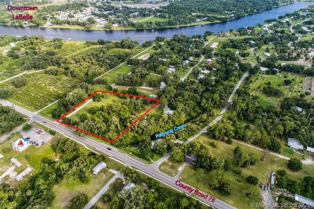 1401 County Road 78, La Belle, FL 33935 (MLS #A11049103) :: Douglas Elliman