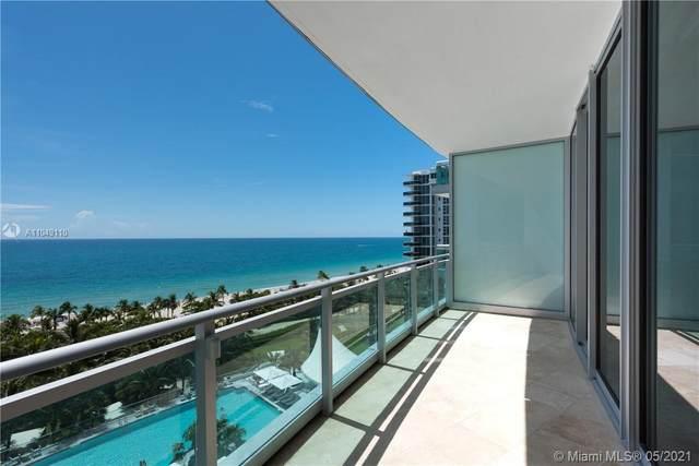 10295 Collins Av #603, Bal Harbour, FL 33154 (MLS #A11049110) :: Green Realty Properties