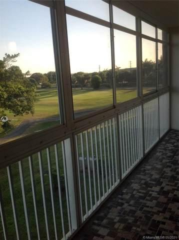 13550 SW 6th Ct 308A, Pembroke Pines, FL 33027 (MLS #A11049144) :: Berkshire Hathaway HomeServices EWM Realty
