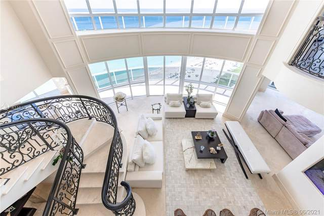 18201 Collins Ave #1709, Sunny Isles Beach, FL 33160 (MLS #A11049206) :: The Rose Harris Group