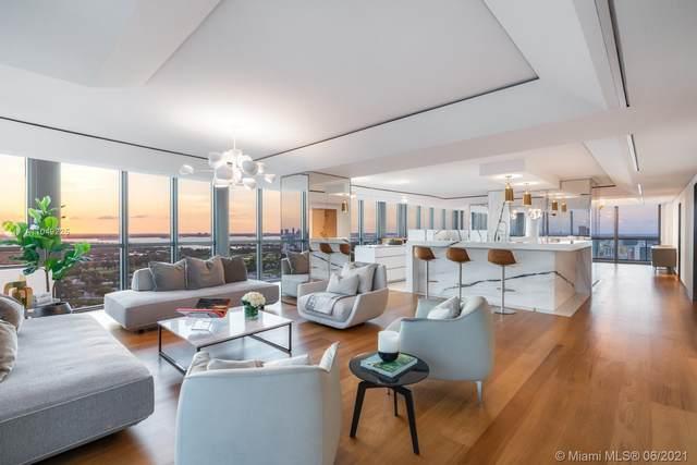 101 20th St #3601, Miami Beach, FL 33139 (MLS #A11049225) :: Castelli Real Estate Services
