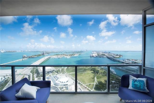 1100 Biscayne Blvd #3802, Miami, FL 33132 (MLS #A11049257) :: The Rose Harris Group