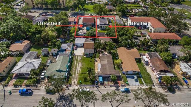 355 NW 31st St, Miami, FL 33127 (MLS #A11049349) :: The Pearl Realty Group