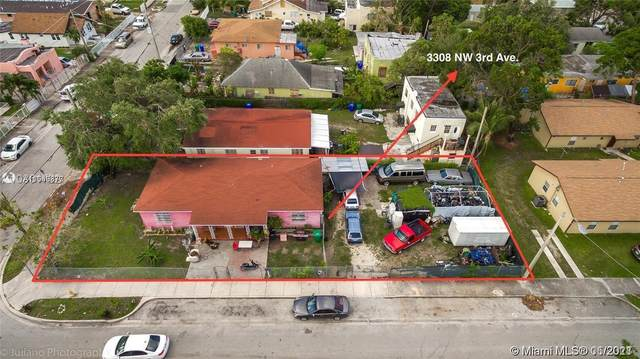 3308 NW 3rd Ave, Miami, FL 33127 (MLS #A11049377) :: The Pearl Realty Group