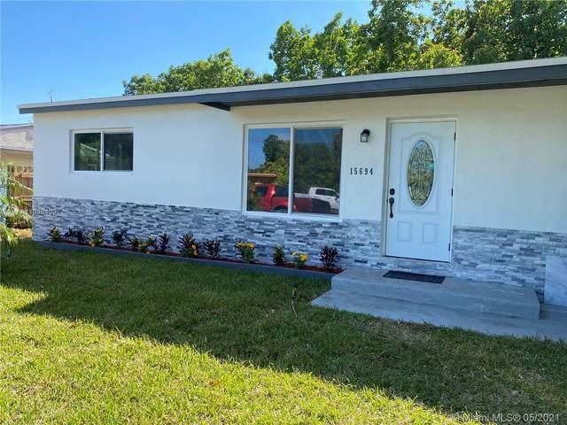15694 NE 12th Ave, North Miami Beach, FL 33162 (MLS #A11049409) :: The Riley Smith Group